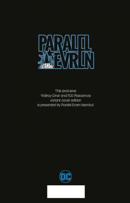 Batman #1 Paralel Evren Retailer Variant