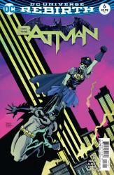DC - Batman # 6 Variant