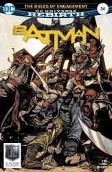 DC - Batman # 34