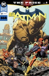DC - Batman # 64