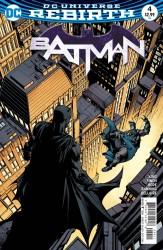DC - Batman #4