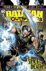 DC - Batman And The Outsiders # 4
