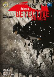 JBC Yayıncılık - Batman Dedektif Hikayeleri (Yeni 52) Cilt 7 Anarky