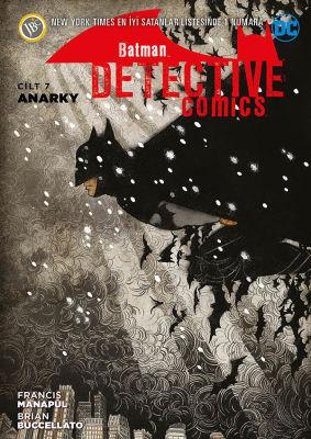Batman Dedektif Hikayeleri (Yeni 52) Cilt 7 Anarky