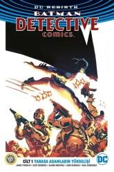 JBC Yayıncılık - Batman Dedektif Hikayeleri (Rebirth) Cilt 1 Yarasa Adamların Yükselişi