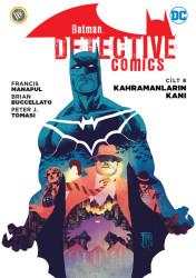 JBC Yayıncılık - Batman Dedektif Hikayeleri (Yeni 52) Cilt 8 Kahramanların Kanı