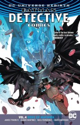 DC - Batman Detective Comics (Rebirth) Vol 4 Deus Ex Machina TPB