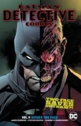 DC - Batman Detective Comics (Rebirth) Vol 9 Deface The Face