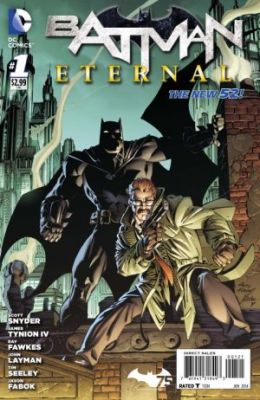 Batman Eternal # 1 1:50 Variant