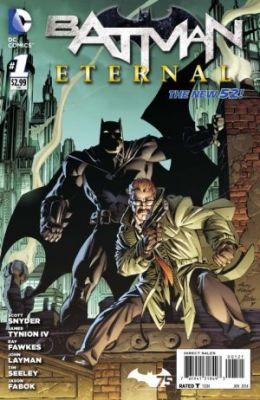 Batman Eternal # 1 1:50 Variant