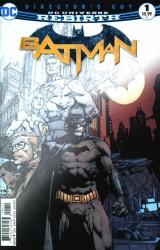 DC - Batman #1 Director's Cut
