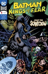 DC - Batman Kings Of Fear # 1