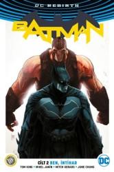 JBC Yayıncılık - Batman (Rebirth) Cilt 2 Ben, İntihar