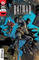 DC - Batman Sins Of The Father # 2