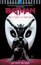 DC - Batman The Court Of Owls Saga Essential Ediiton TPB
