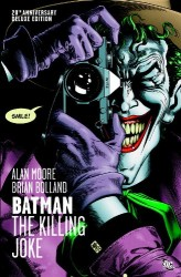 DC - Batman The Killing Joke Deluxe Edition HC