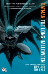 DC - Batman The Long Halloween TPB