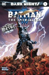 DC - Batman The Merciless # 1 (Metal)