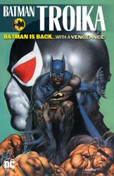 DC - Batman Troika TPB