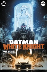 DC - Batman White Knight # 6