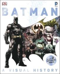 DK - Batman Visual History HC