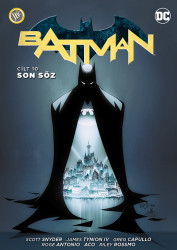 JBC Yayıncılık - Batman (Yeni 52) Cilt 10 Son Söz