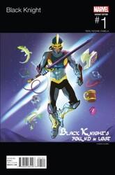 Marvel - Black Knight # 1 Gariba Hip Hop Variant