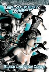 DC - Blackest Night Black Lantern Corps Vol 2 TPB
