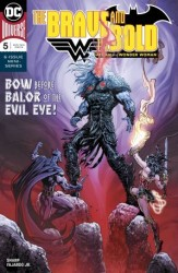 DC - Brave & The Bold Batman & Wonder Woman # 5