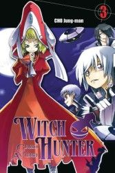 Marmara Çizgi - Cadı Avcısı - Witch Hunter Cilt 3
