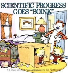 Andrews McMeel - Calvin and Hobbes Scientific Progress Goes Boink