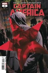 Marvel - Captain America (2018) # 3
