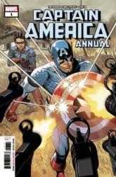 Marvel - Captain America (2018) Annual # 1