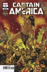 Marvel - Captain America (2018) # 7 Conan Variant