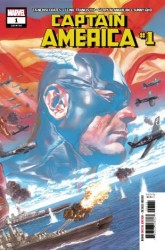 Marvel - Captain America # 1