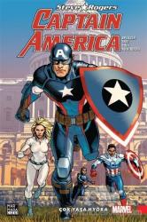 Marmara Çizgi - Captain America Steve Rogers Cilt 1 Çok Yaşa Hydra