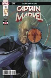 Marvel - Captain Marvel # 127