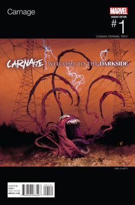 Carnage # 1 Olivetti Hip Hop Variant