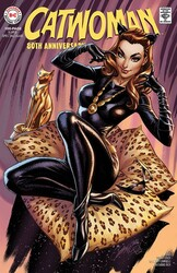 DC - Catwoman 80th Anniversary 100 Page Super Spectacular # 1 1960s J. Scott Campbell Variant