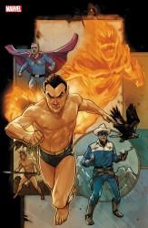 Marvel - Champions (2019) # 1 Marvel 80th Noto Variant F