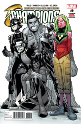 Marvel - Champions #9