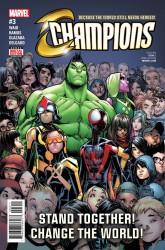 Marvel - Champions # 3