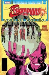 Marvel - Champions #13 Mora Lenticular Homage Variant
