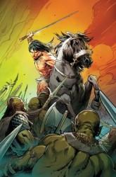 Marvel - Conan the Barbarian # 3 1:25 Land Variant