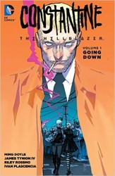 DC - Constantine The Hellblazer Vol 1 Going Down TPB