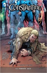 DC - Constantine (New 52) Vol 2 Blight TPB