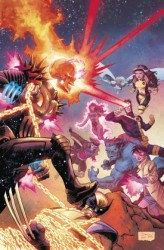 Marvel - Cosmic Ghost Rider Destroys Marvel History # 3 Shalvey Variant