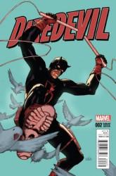 Marvel - Daredevil #2 1:25 Yu Variant