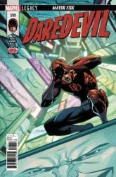 Marvel - Daredevil # 599