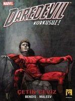 Arkabahçe - Daredevil Cilt 4 Çetin Ceviz